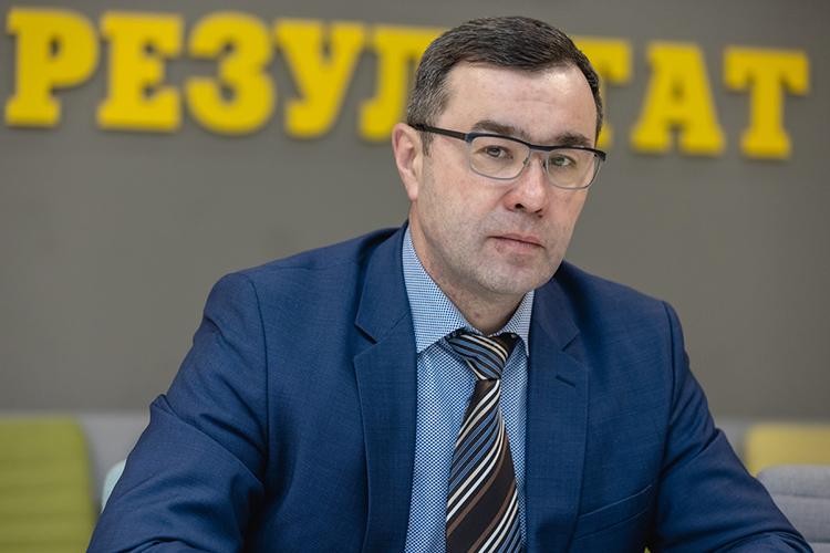 Анвар Шахмаев:«Заэтот год скорости мобильного интернета вТатарстане выросли на30 процентов при росте трафика на60 процентов»