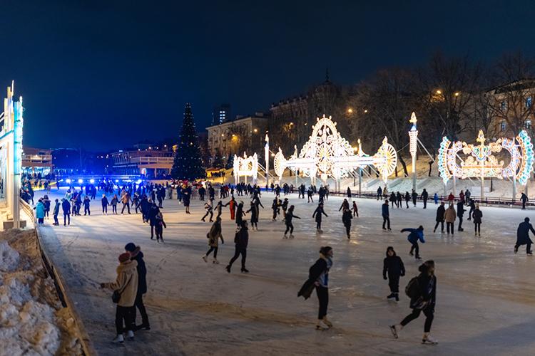 Вновогодние праздники ожидается «среднеклиматическая картина». Если завтра ожидается отминус 9 градусов днем доминус 11 ночью иснег, товпоследний день года потеплеет до-6 днем и-8 вночное время