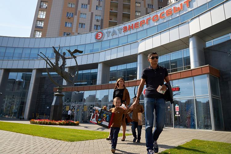 «Сегодня Татэнергосбыт охватывает 71 процент розничного рынка потребления электроэнергии и78 процентов рынка жилищно-коммунальных услуг»