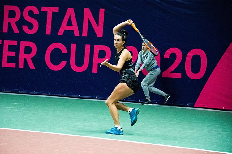 Впарном рейтинге WTA Екатерина входит в250 лучших спортсменок