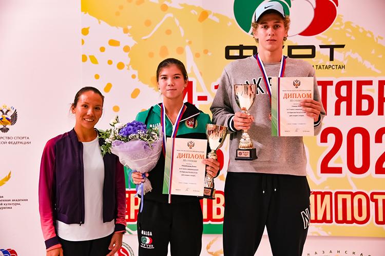 Вначале года Симакин сумел выиграть турнир четвёртой категории под эгидой ITF, также среди юниоров