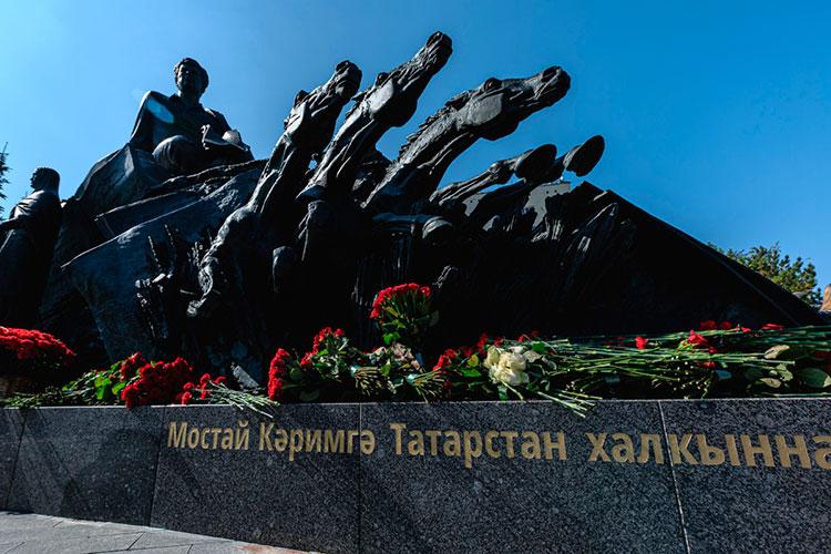 В рейтинге 50 заметных событий оказалась установка еще одного монумента — памятника башкирскому поэту Мустаю Кариму