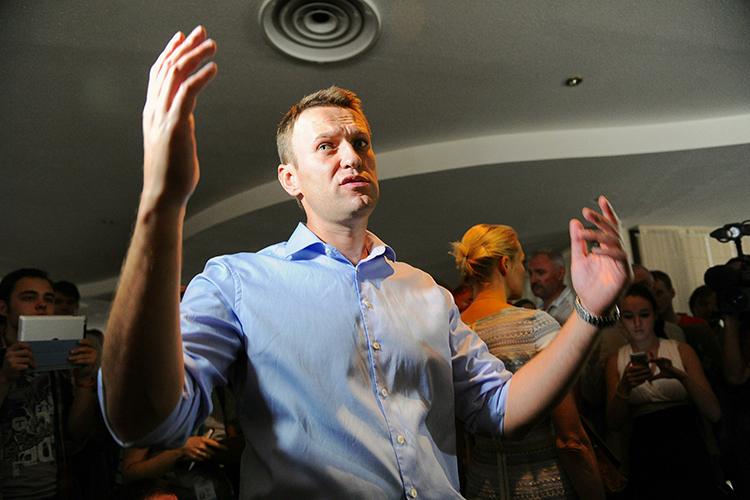 «Навальный говорит, как яполагаю, правду: уменя нет оснований считать, что онвсе выдумал»