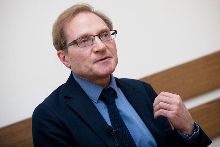 Михаил Дмитриев: «Все пойдет в сторону нормального послекризисного восстановления мировой экономики»