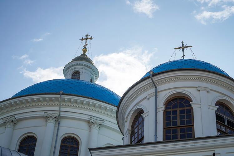 «Что касается собора Казанской иконы Божией Матери— это грандиозный храм илиже, говоря словами русского философа Николая Федорова, грандиозное «общее дело»