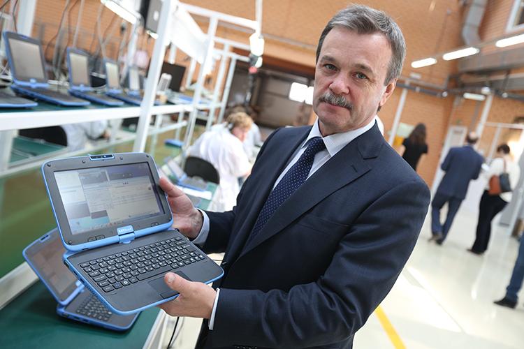 Твердо удерживает позиции вТоп-100Виктор Дьячков(19 место), руководитель группы компаний ICL, которая, складывается впечатление, только выиграла отдистанционки