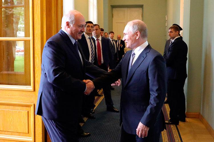 «Лукашенко резко понял, что в сложившейся политической ситуации только Путин его и может спасти»