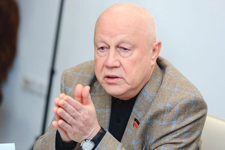 Марат Галеев: «Ковид стал проверкой всего человечества на стрессовую ситуацию»