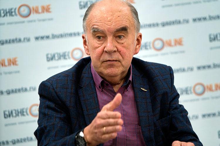 Шамиль Агеев: «Думаю, что малый и средний бизнес пострадали, сократили реальные обороты примерно процентов на 30–35»