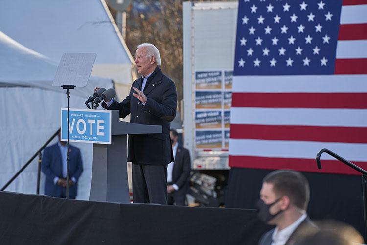 «В администрации Байдена будут работать классические либералы эпохи Клинтона и Обамы»