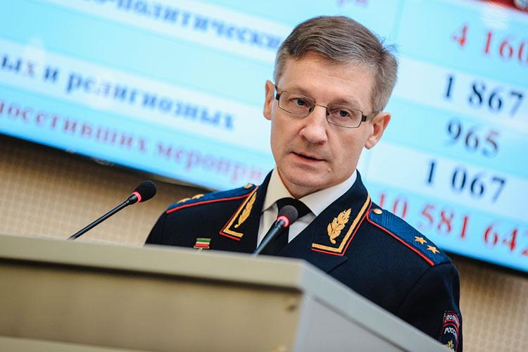 Глава МВД по РТ Артем Хохорин называл оправдательный приговор «Первакам» «проколом правоохранительной системы»