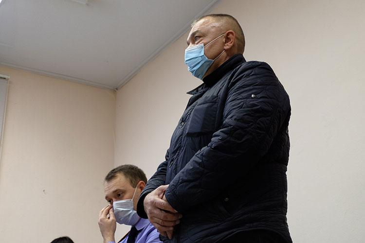 Следствие считает, что убийство Татарова заказали лидеры «Перваков» Фирдинант Юсупов (на фото) и Валентин Лукоянов (Валек)
