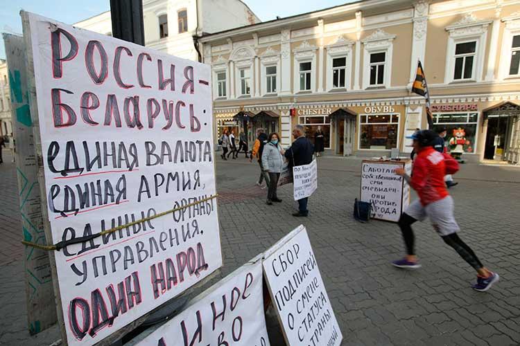 «Если мы ещё и белорусов врагами сделаем, то это будет вообще безумием. Таких вещей ни в коем случае делать нельзя»