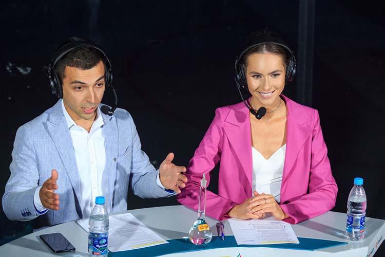 Илья Тагиров и Камиля Харисова