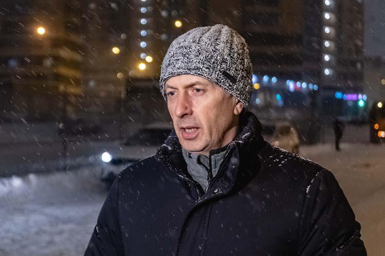 Игорь Куляжев: «Вывоз снега будет осуществляться впервую очередь сдорог первой категории, там, где есть общественный транспорт инаиболее плотное дорожное движение, азатем перейдем кработам наостальных дорогах»