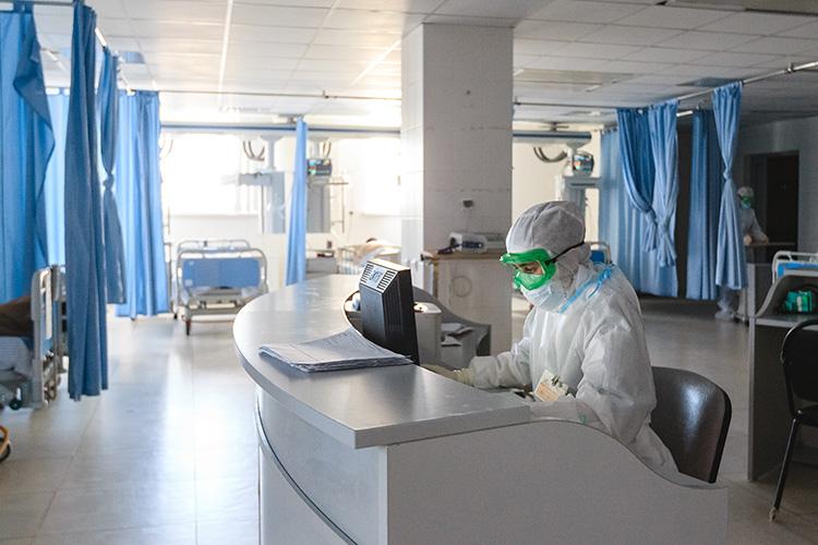 «Вбольницепод ковидных больных оборудован специальный блок. Отношение было очень хорошее. Персоналвосновномтатарочки издеревень, такие добрые иотзывчивые»
