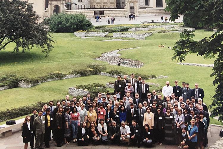 Примерно 1998 год — Краков, семинар по микрокредитам для чиновников и депутатов из СНГ