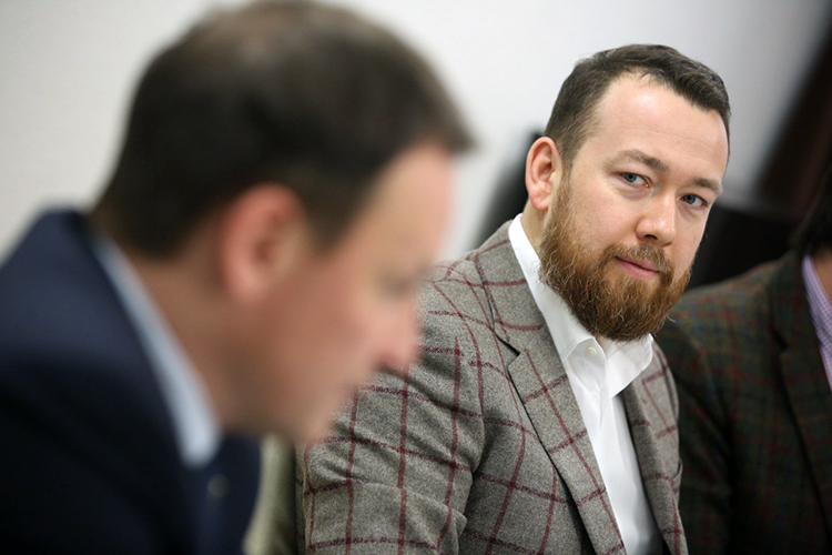 Сапреля 2018 года предправления «Банка Казани» был назначенОлег Бачурин, однако внаш рейтинг мывсеже решили включить президента банкаОскара Прокопьева (14) (на фото)