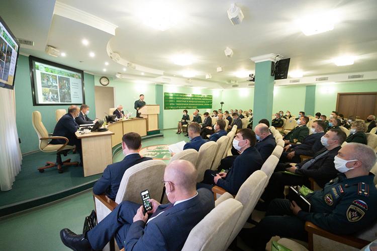 Следующим шагом пооцифровке «леса» станет перевод всех государственных услуг, оказываемых министерством, вэлектронный формат