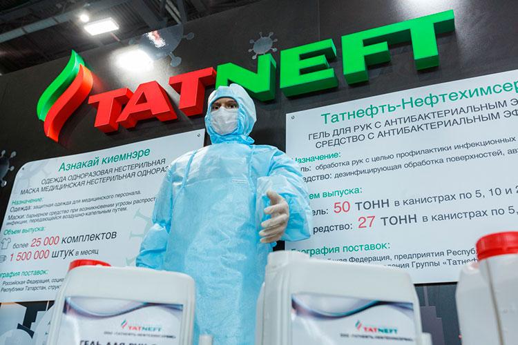 Рейтинг самых прибыльных компаний РТ традиционно открывает крупнейшая группа компаний республики «Татнефть»