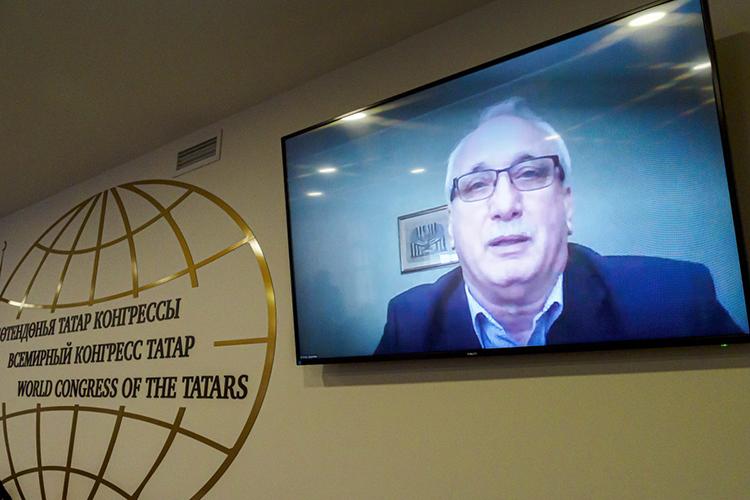 Флюр Шарипов: «Вдекабре прошлого года мыподали документы для принятия всостав Конференции международных неправительственных организаций Европы, внее входит 400 организаций. Комитет вынес решение опринятии альянса ворганизацию»