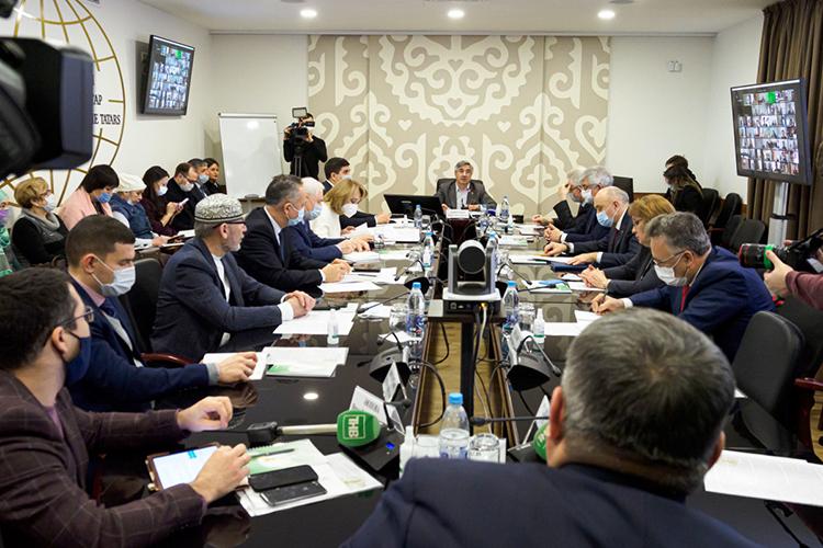 Всемирный конгресс татар подготовил письменное обращение ктатарскому народу всвязи спредстоящей Всероссийской переписью населения