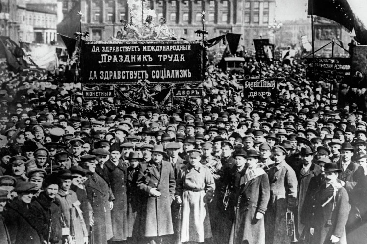 «Унас народ нахлебался нетолько прелести капитализма, ноипрелести революции онтоже нахлебался»