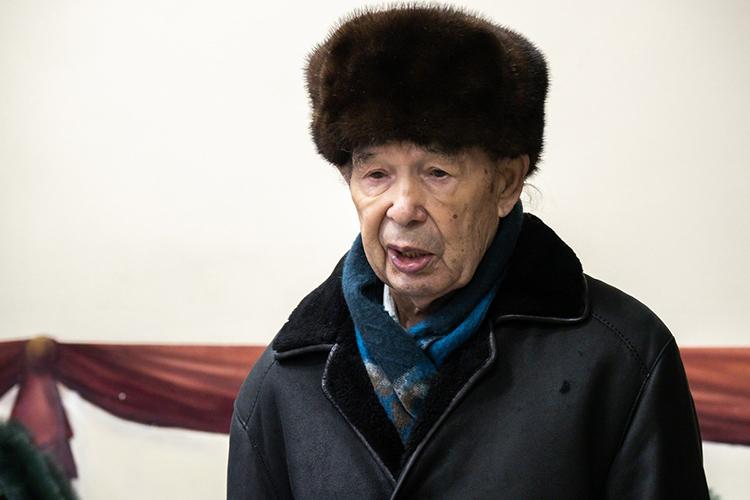Индуса Тагирова: «Всего тебе, дорогой мой друг хорошего! Дай Бог, чтобы мывстретились натом свете враю. Дай Бог, чтобы там встреча состоялась, стем, чтобы мывспомнили отом, что было»