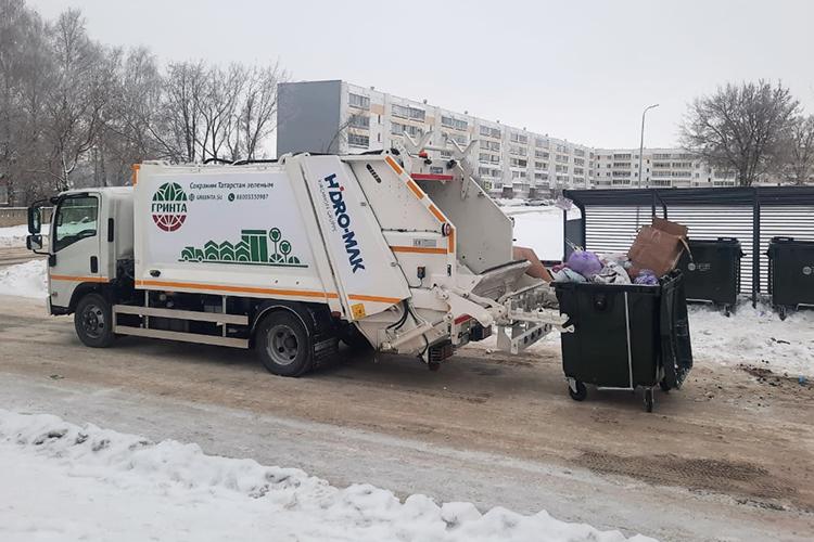 УКсовместно срегоператором вышли синициативой перевести сбор мусора вжилых домах Челнов смусоропроводов наконтейнерные площадки, расположенные наулице