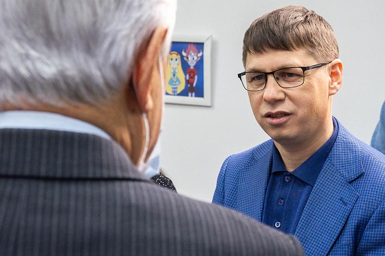 """Шамиль Садыков:«""""Тартип"""" имеет свою четкую аудиторию, мыже непросто так еевозродили, нанее очень большой спрос ваудитории 40+»"""