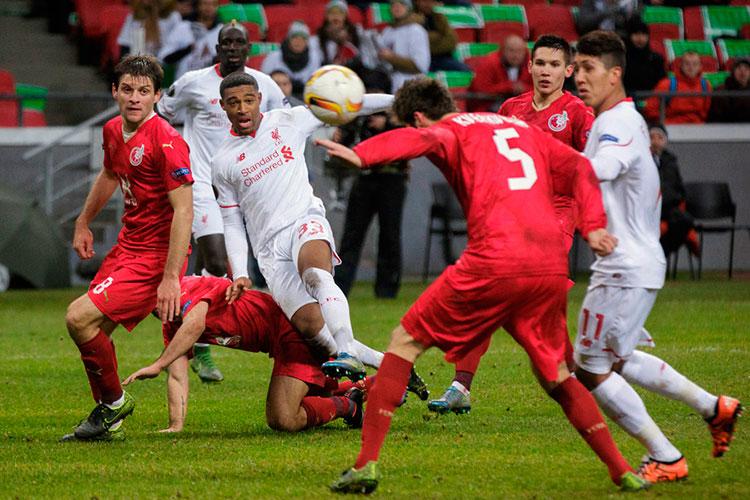 «Намой взгляд, достойно выступили вЛиге Европы— набрали 6 очков вгруппе с«Ливерпулем», «Бордо» и«Сьоном», имогли выйти вплей-офф»