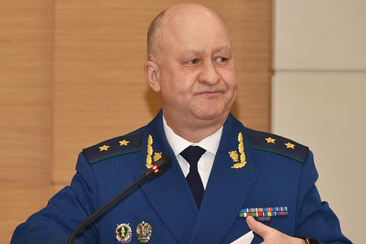 Илдус Нафиков: «Все чаще криминал, получая отпор в Казани и Челнах, устремляет свои взоры на периферию и даже на сельскую местность»