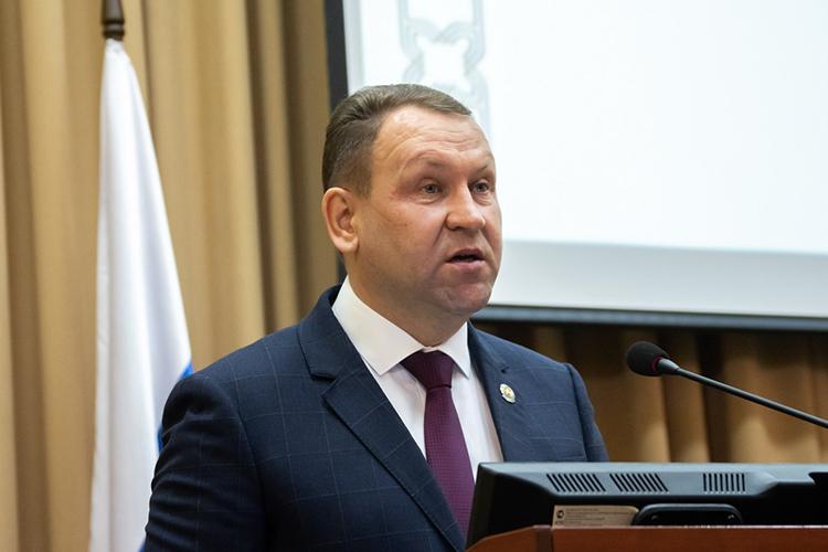 Алмаз Хисамутдинов: «До октября республика была полностью благополучной по инфекционным болезням, мы надеялись, что завершим год успешно, но конец года сильно испортил картину»