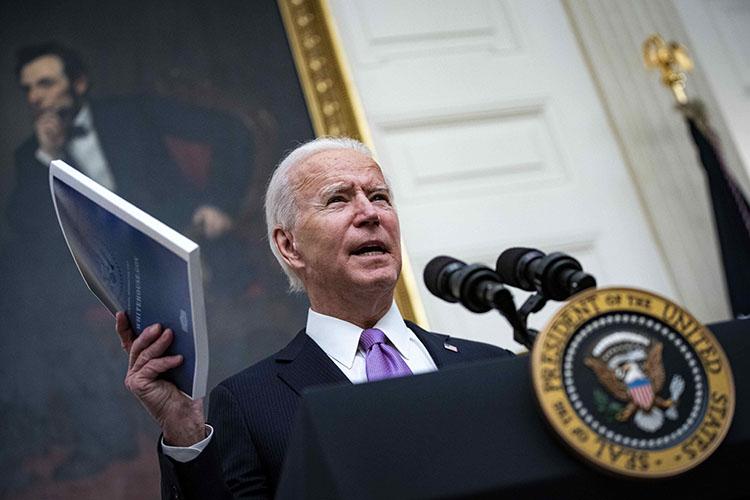 «Сприходом Джо Байдена напост 46-го президента США международная ситуация уже поменялась— причем, очень сильно»