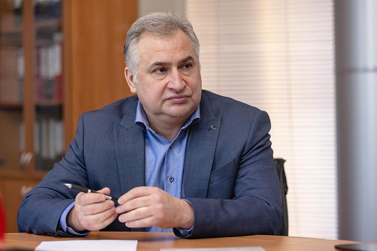 Олег Ибрагимов:«Удивительно, носейчас мывидим рост активности— резиденты истосковались поработевкоманде, истали более системно подходить ксвоей деятельности»