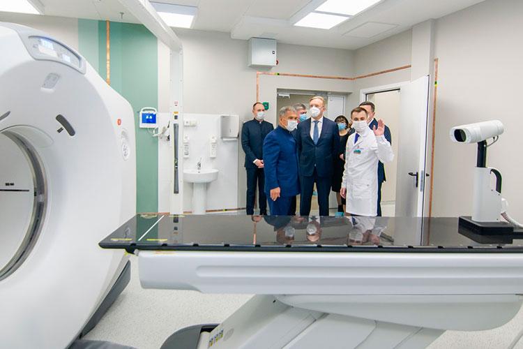 Если верить словам врачей, в Челнах за последние два года ситуация с онкологией сильно изменилась в лучшую сторону