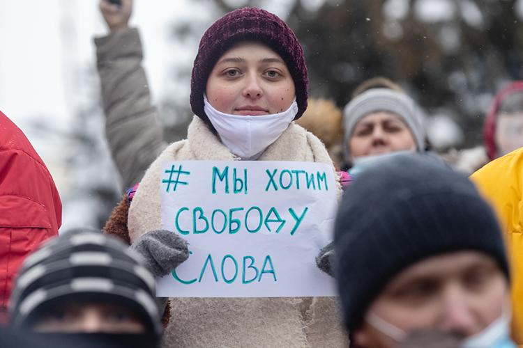 «Начинает включаться впротест так называемая «вторая Россия» (поЗубаревич). Нетолько миллионники, ноигорода снаселением всотни идесятки тысяч человек»