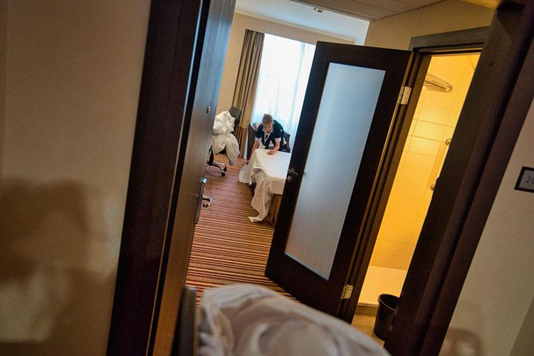 В среднем загрузка гостиниц столицы РТ в 2020 году резко провалилась: с обычных 60% до 37%