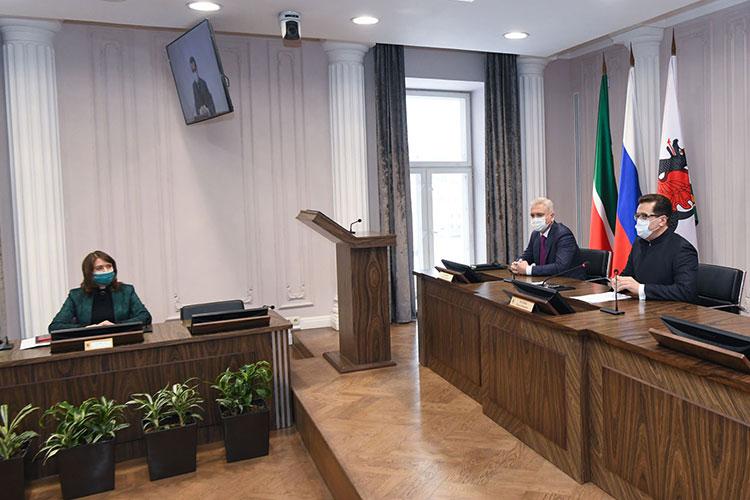 Туристический сезон 2020 года в Казани стал главной темой утреннего совещания в исполкоме города