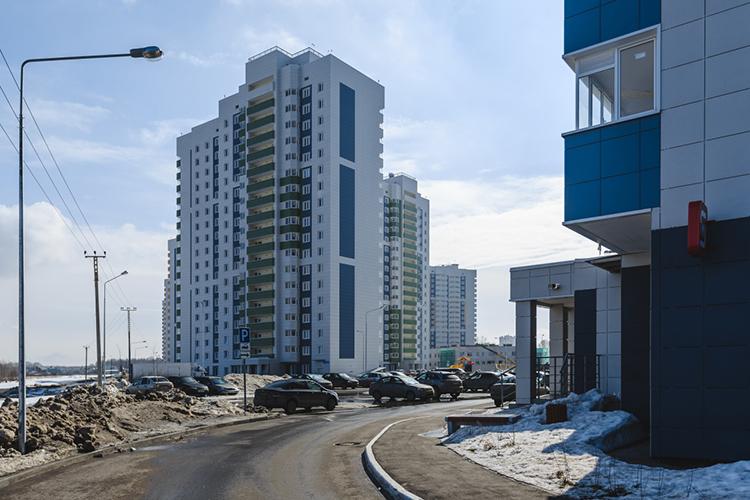 Госжилфонд развернет строительство второго микрорайона «Салават Купере» поновойконцепции сдворами без машин ипарковой зоной