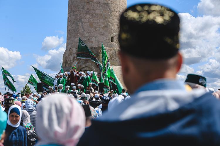 Значимость Болгар как для Татарстана, так идля всего татарского народа унас прекрасно осознают, что хорошо видно даже невооруженным взглядом