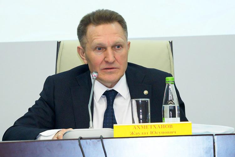 Жаудат Ахметхановнапомнил, что в2020 году поинициативе Госалкогольинспекции РТ, началась реализация пилотного проекта помаркировке пивных кег ссоответствующей фиксацией данных вЕГАИС