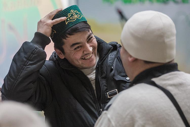 «Если, как ився Россия, численность татар останется натомже уровне, это будет хороший результат. Самое главное— недолжно быть одержимости: «Мыдолжны расти, адругие— нет»