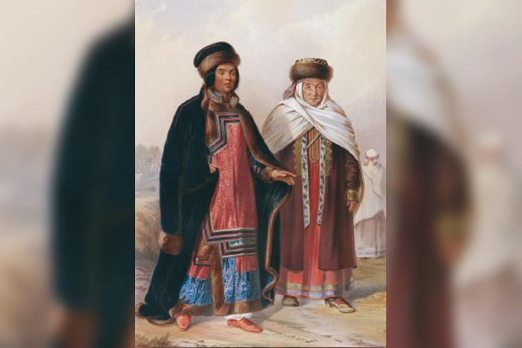 «Вобразовании сибирских татар принимали участие прежде всего древнетюркские племена, которые проживали именно вЗападной Сибири. Нообъединяющим элементом для всех нас является кыпчакский язык»
