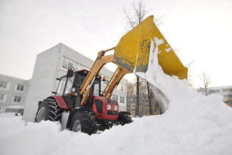 «Снегопады непрекратятся, февраль снежный месяц. Надеемся, будет поддержка ипонимание»
