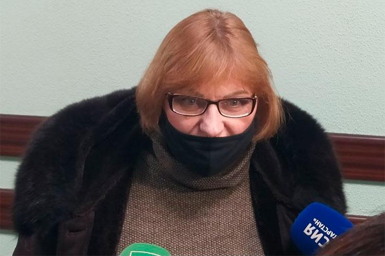 Ирина Князева: «Оба были руководителями, оба работали вместе, но почему один уходит на условку, а второй в тюрьму?»