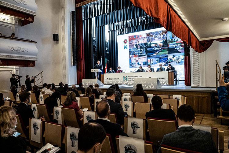 Приоритетом на 2021 год для министерства молодежи станет работа с подростками, ведь именно в этом возрасте формируется система ценностей и гражданская позиция, включая «отношение к государству и обществу»
