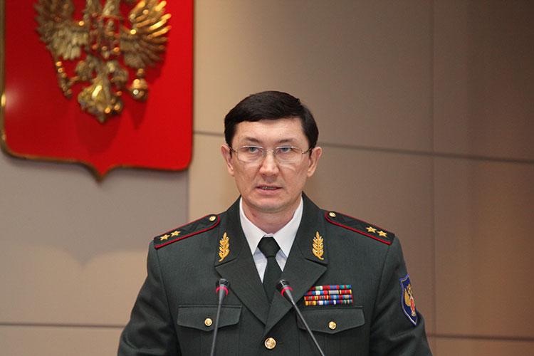 Следствие прекратило уголовное преследование бывшего главы УФСКН Татарстана Фаяза Шабаева