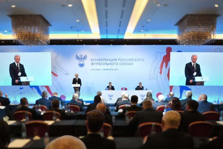 Татарстан сегодня наконференции РФС несколько раз упоминался ввыступлении Александра Дюкова вразных качествах