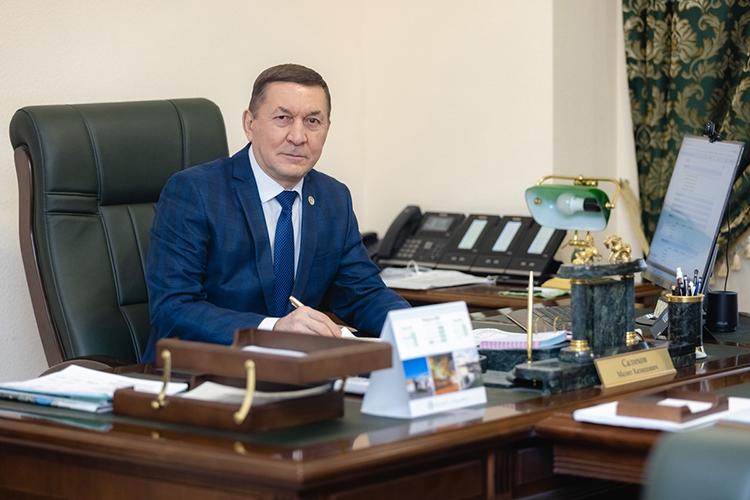 Мазит Салихов:«Конкурс называется республиканским, но, после того, как специалисты издругих регионов изъявили желание, мыпросто немогли имотказать»